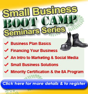 Small Business Boot Camp Seminars Series