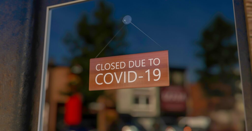 U.S. Small Business Closures are Ticking Back Toward COVID Pandemic Highs