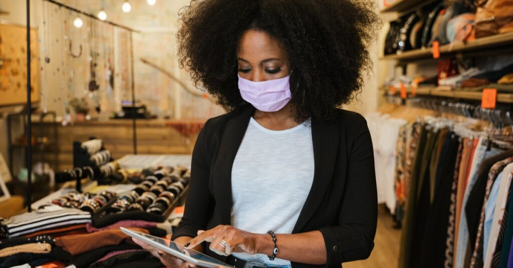 Black Small-Business Owners are Being Left Behind in the Pandemic, Survey Finds
