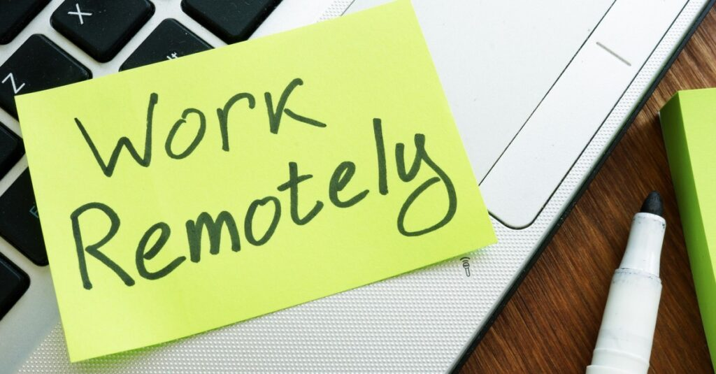 Why Employers Might not Offer Remote Work Options to Junior Staff