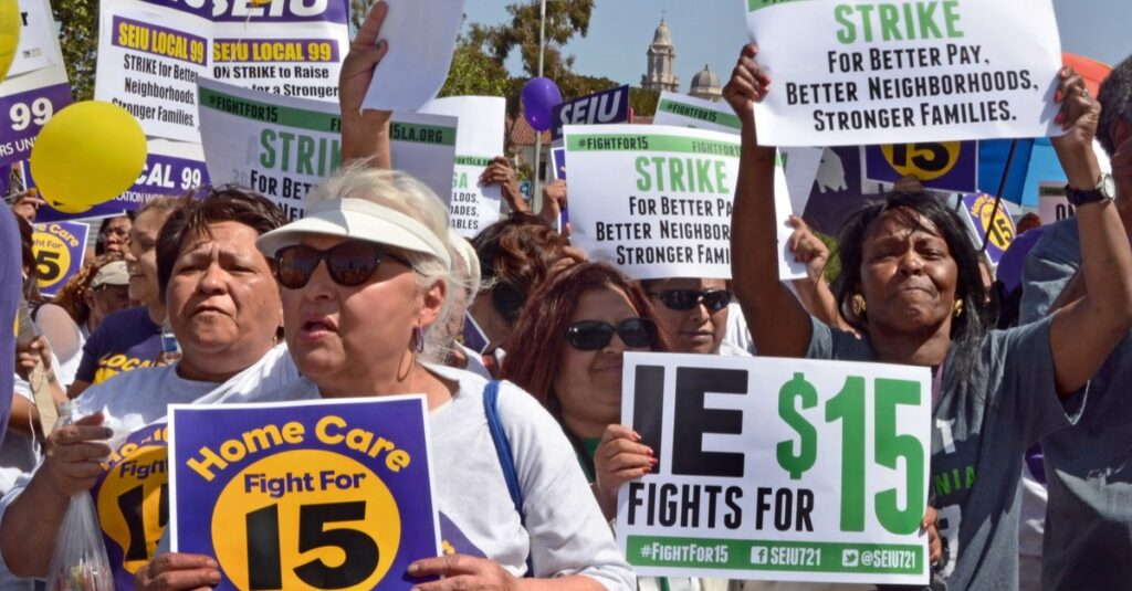 $15 Minimum Wage Will Result in Layoffs, One-Third of Small Business Owners Say: Survey