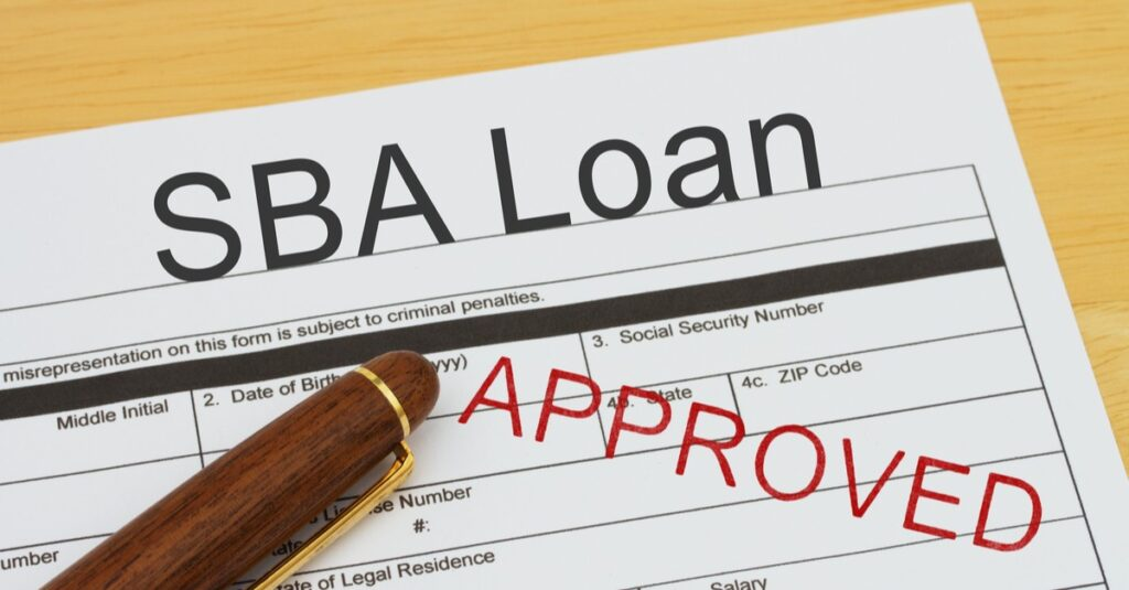 It's Important to Submit an SBA Loan Application